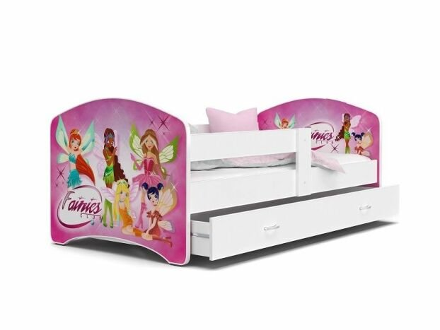Patut Tineret MyKids Lucky 59 Fairies Club-140x80
